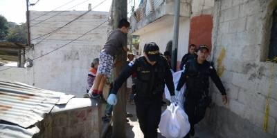 Asesinado en El Limón, zona 18