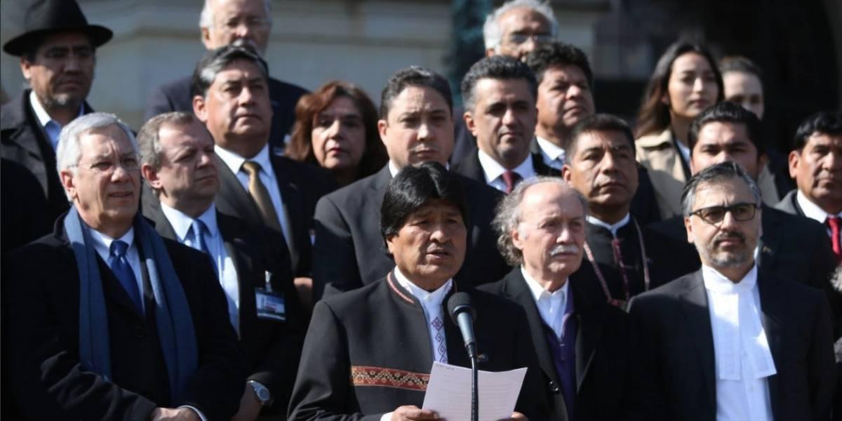 Entre mar y sentimentalismo: la réplica de los alegatos orales en Bolivia