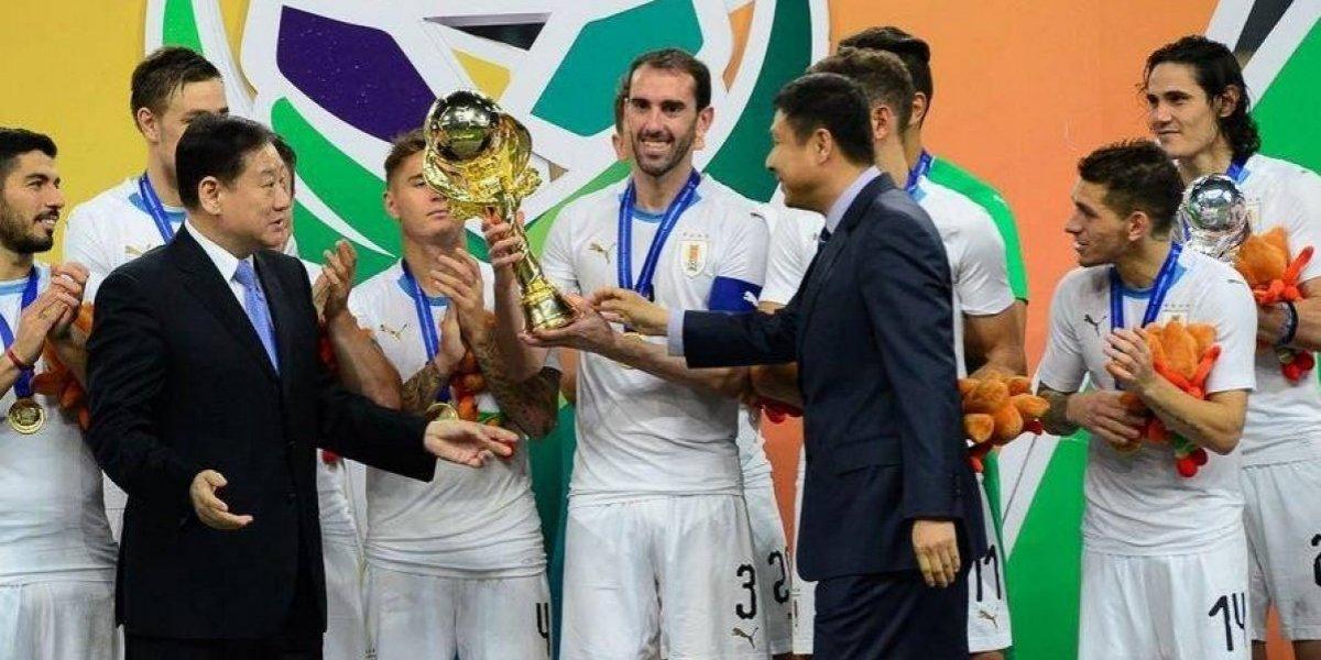 Uruguay mantuvo la China Cup en manos sudamericanas
