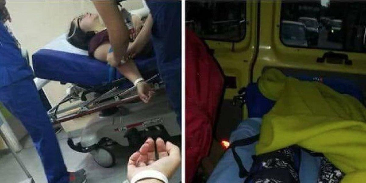 """""""Yo casi perdí mi pierna"""": crudos testimonios de jóvenes gravemente lesionadas tras estampida en concierto de K-pop"""
