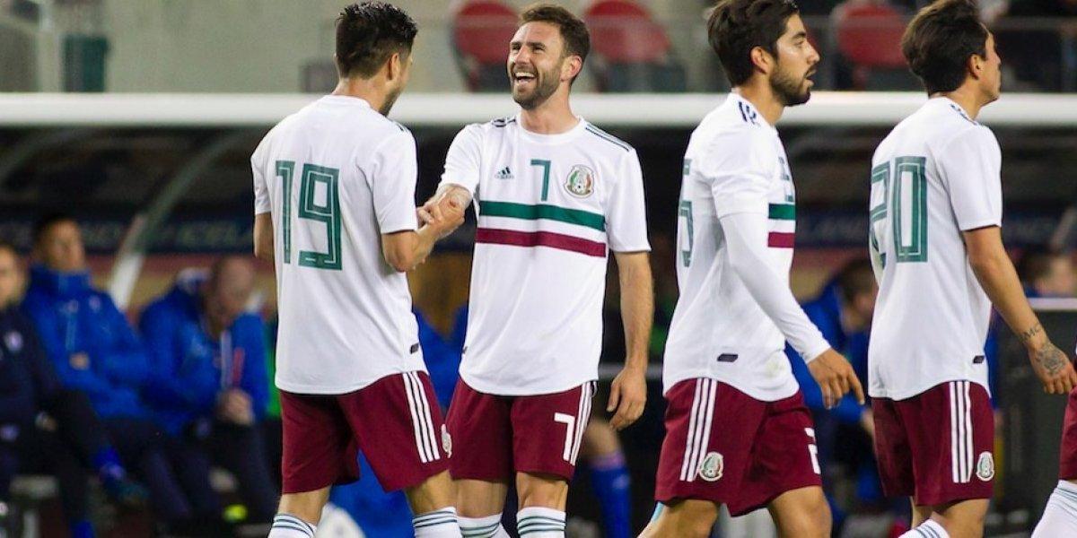 Selección de México encabeza ranking de Concacaf
