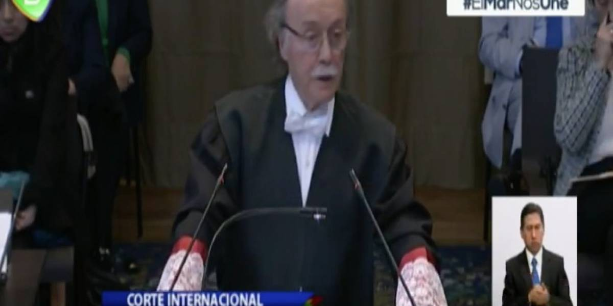 """Abogado y creador de la demanda en La Haya: """"Bolivia no es un vecino pobre que acose sin cesar a su vecino rico"""""""