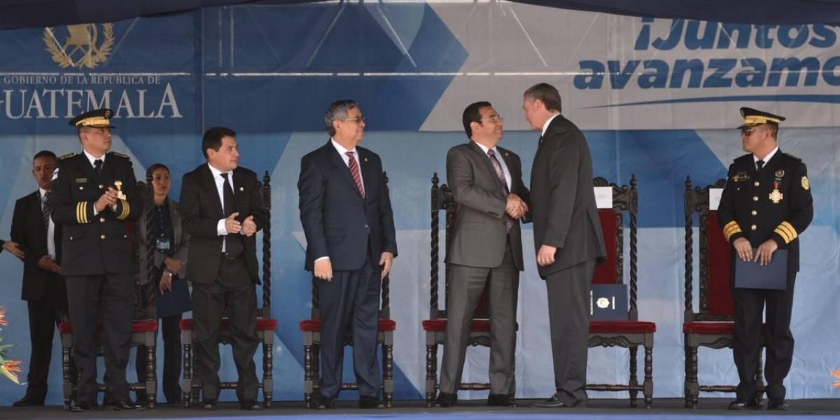 Morales insta a las empresas a participar en ventas al Gobierno