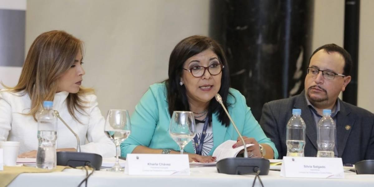 Comisión de Fiscalización admite el trámite del juicio político en contra de Carlos Baca