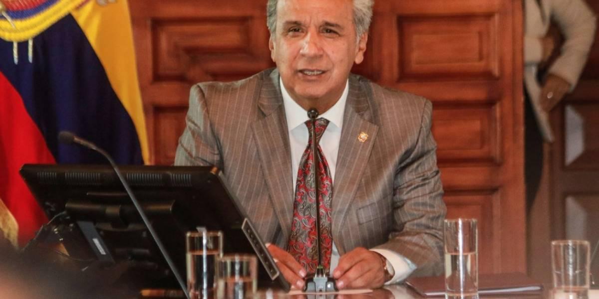 Lenín Moreno anunció que se endurecerá controles y evaluaciones para reducir accidentes de tránsito