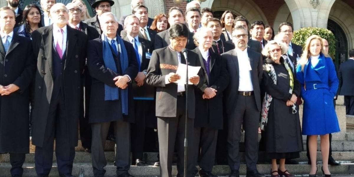 """Evo Morales advierte: """"El retorno de Bolivia al mar no solo es posible, sino que es inevitable"""""""
