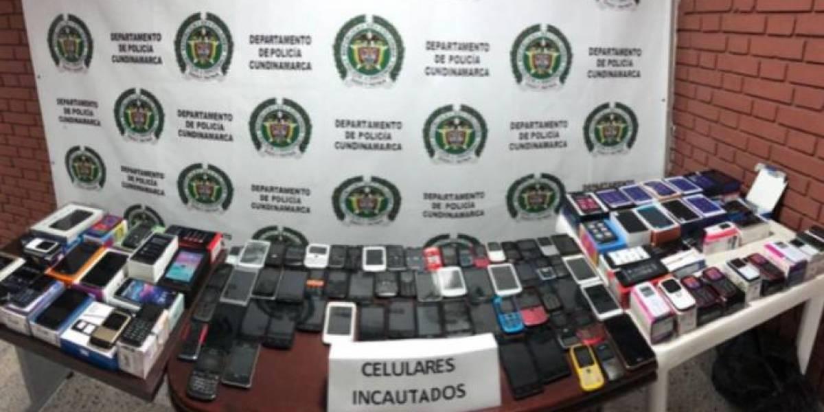 Policía capturó a 'La Gomosa' con 20 celulares robados en el Estéreo Picnic y ahora buscan a sus dueños