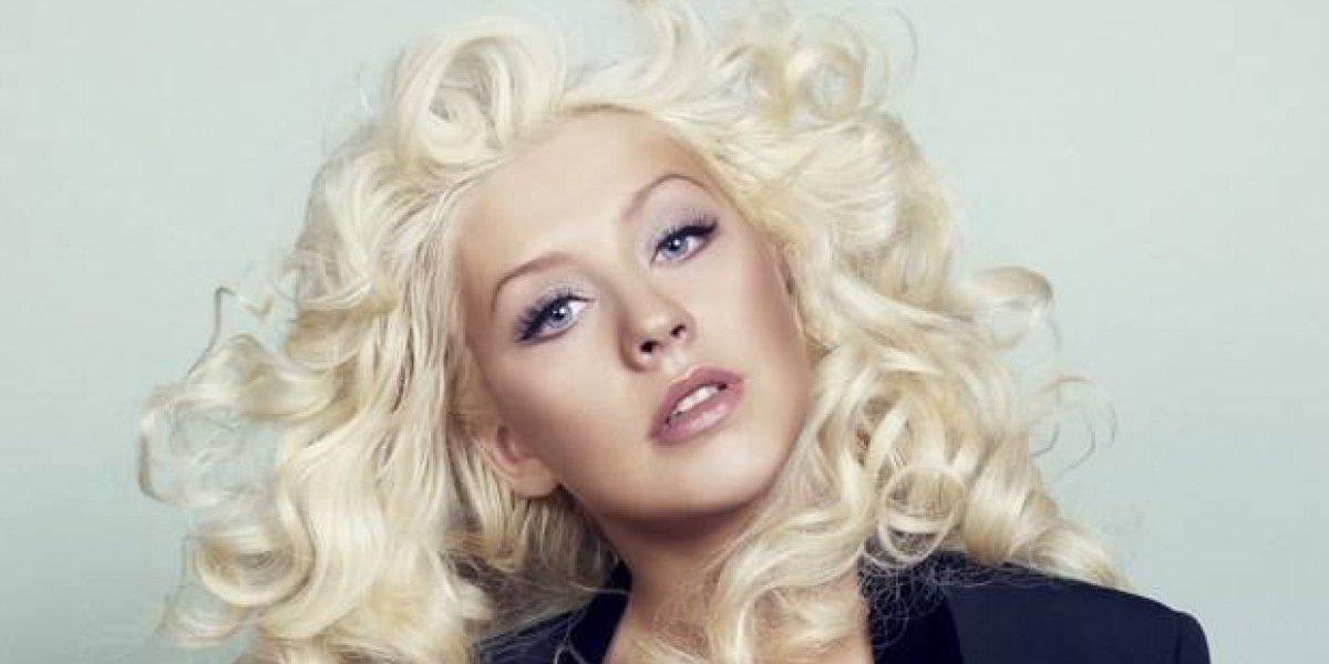 Christina Aguilera luce 15 años más joven con estas fotos sin maquillaje