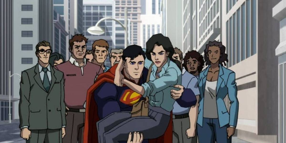 "Revelan el reparto de la película animada ""The Death of Superman"""