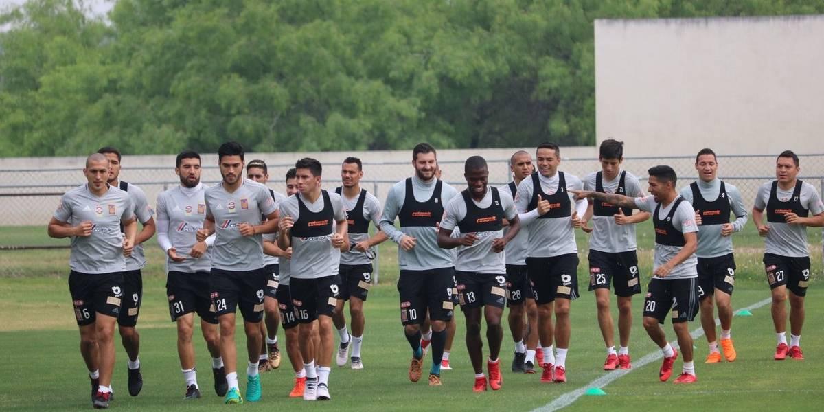 Tigres recupera a cinco lesionados, hacia final de torneo regular