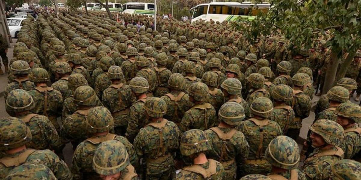 Joven engorda para evitar el servicio militar