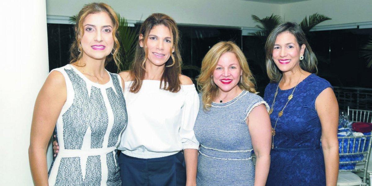 #TeVimosEn: Fundación realiza cena a beneficio programa educativo Tía Erika