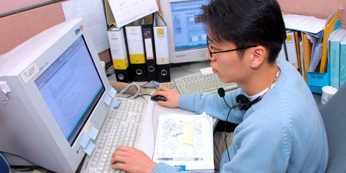 En Corea del Sur les apagarán el computador a los empleados que se excedan con el trabajo