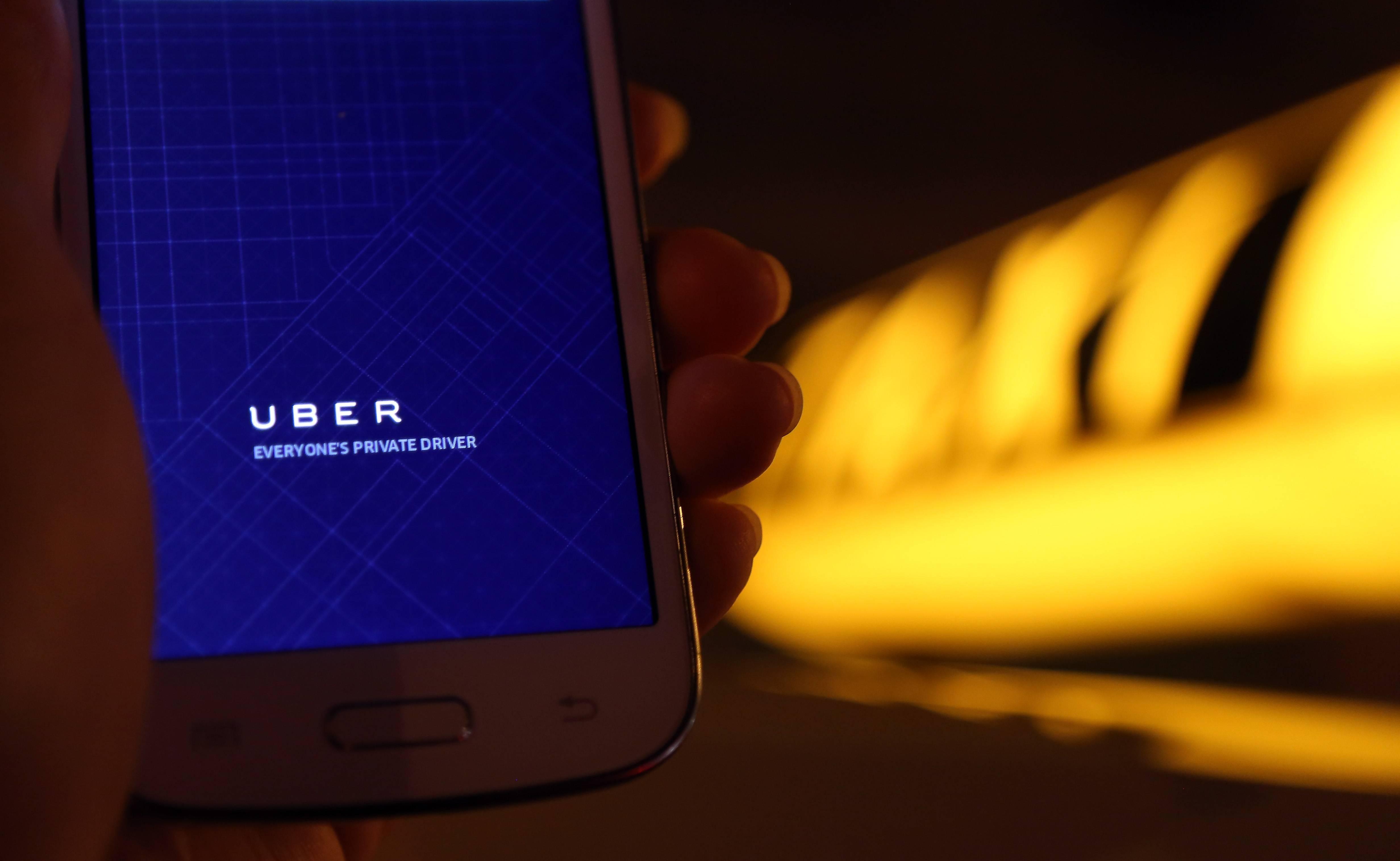 """Cómo van a funcionar los """"Uber Peseros"""", la nueva apuesta de Uber en México"""