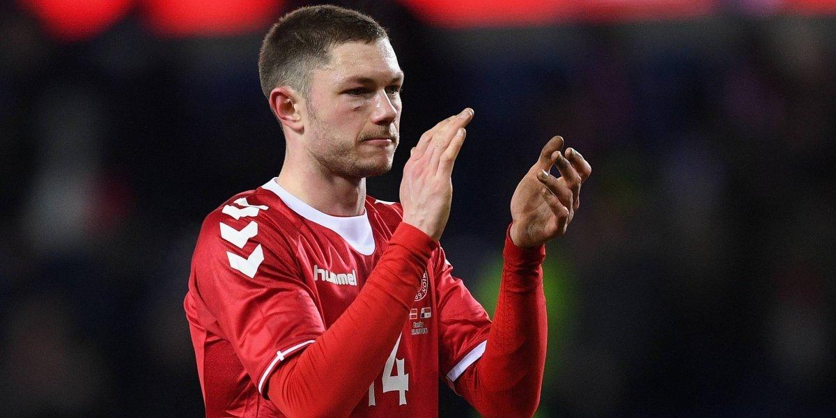 Dinamarca sufre dos importantes bajas para el partido con Chile