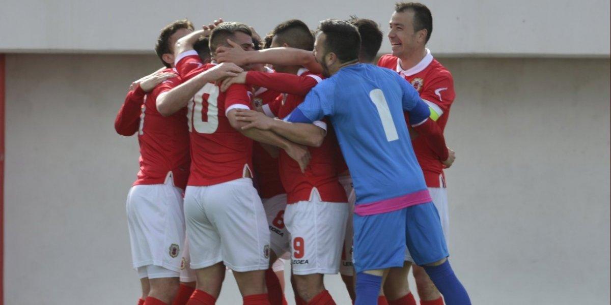 Selección de Gibraltar consigue la segunda victoria de su historia