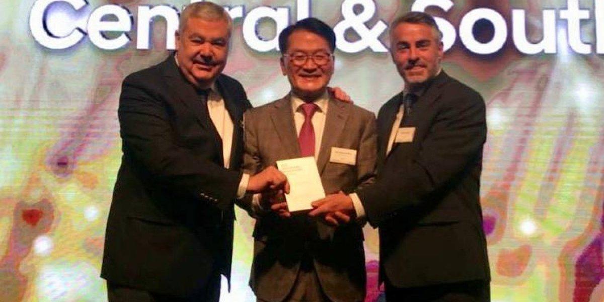 Gildemeister, premiado por su gestión de Hyundai en Chile