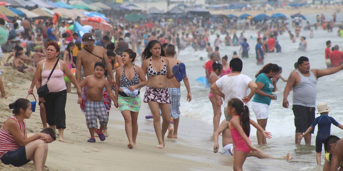 Principales destinos turísticos de Guerrero reportan ocupación hotelera de 72.6%