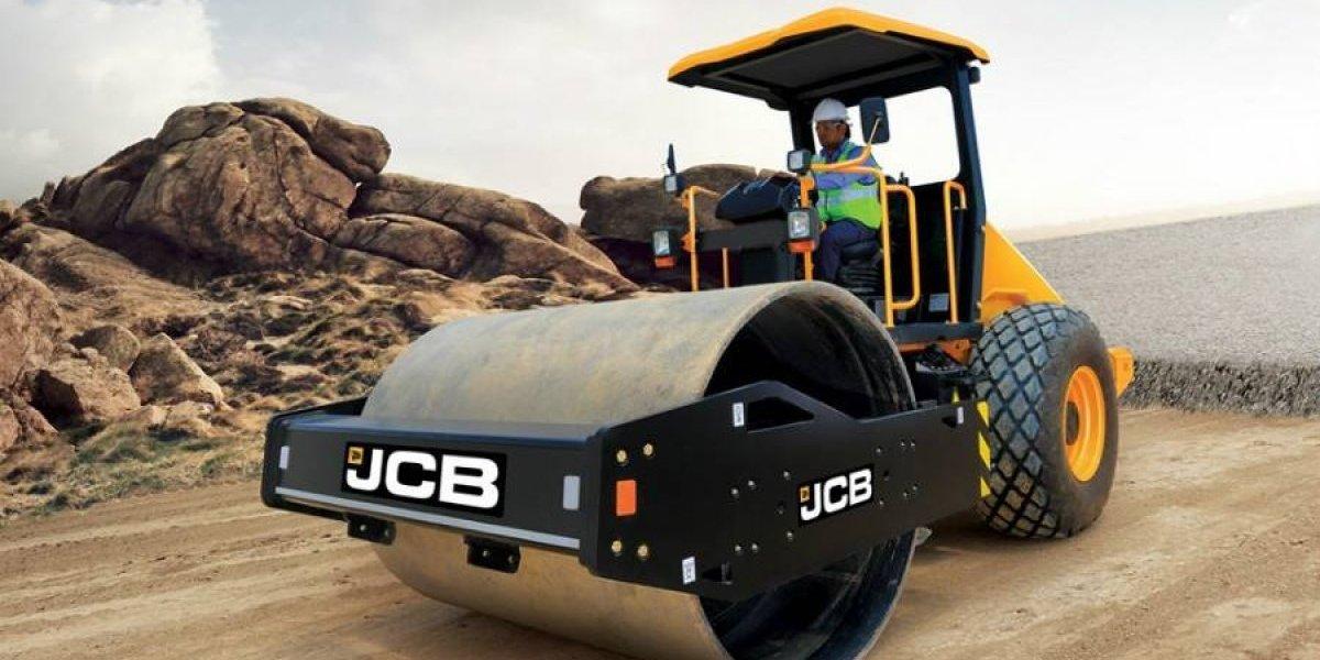 JCB elige Chile para sus novedades pesadas
