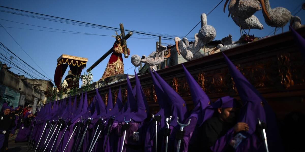 Jesús de las Tres Potencias saldrá en procesión de la Parroquia Vieja