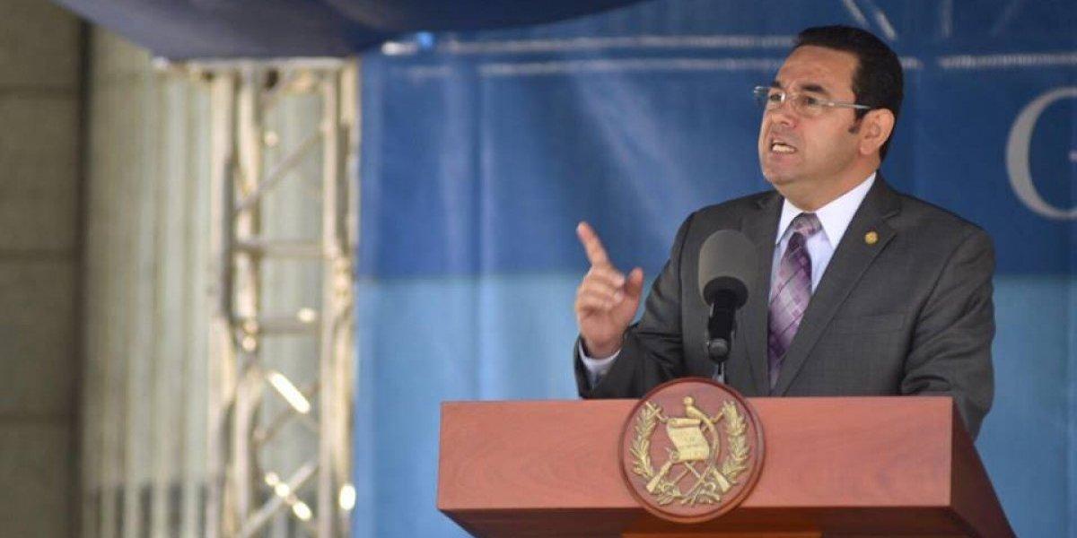 Presidente da un discurso de fe por Semana Santa poniendo de ejemplo a la PNC