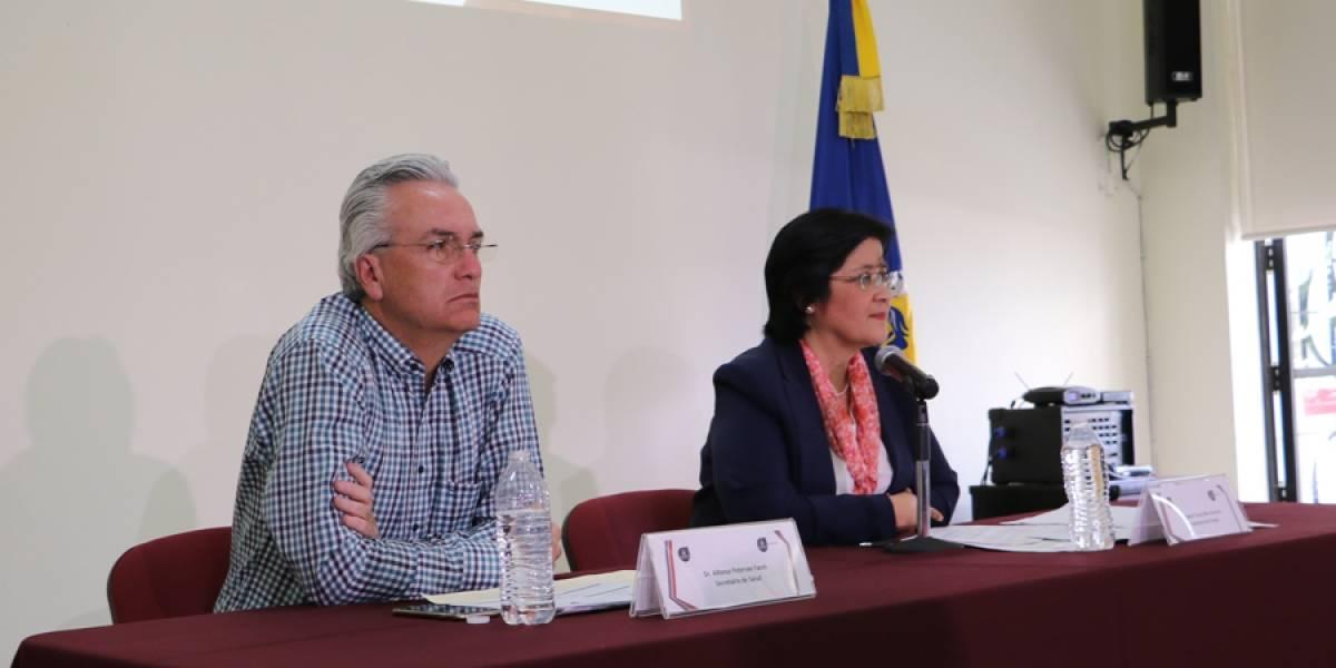 Cruces Mada dejó un caos en la Secretaría de Salud Jalisco