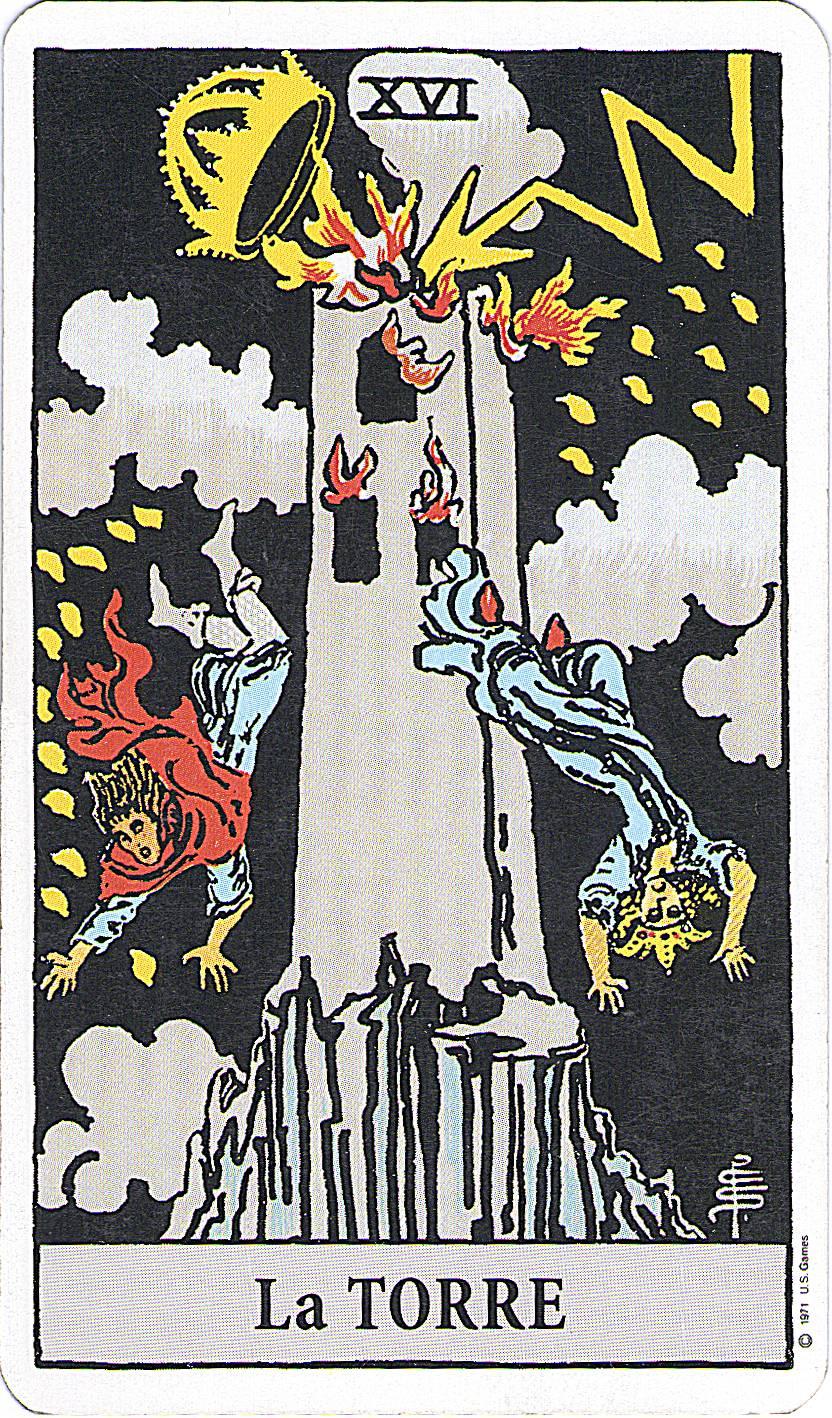 la torre tarot