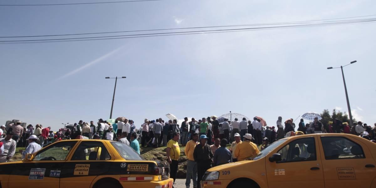 ANT: Las competencias de taxis son exclusivas de cada Municipio