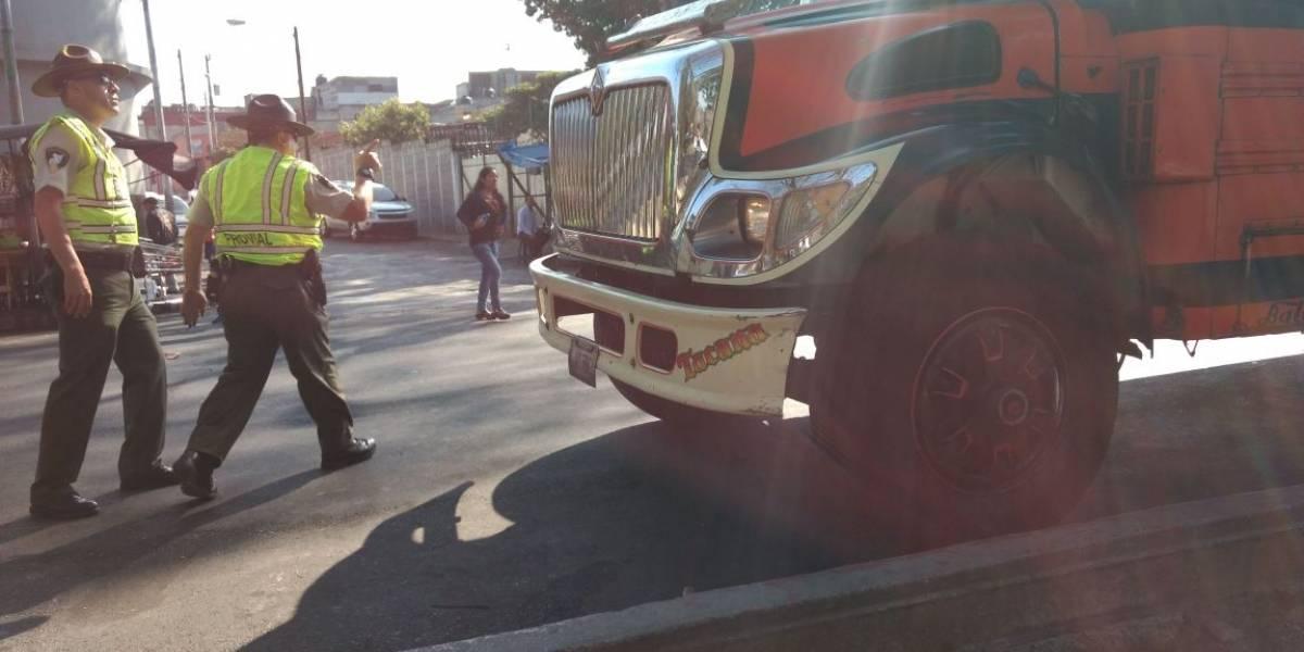 """Anuncian sanciones """"drásticas"""" para transportistas, entre estas la cancelación de licencias"""