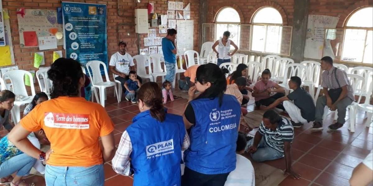 Emergencia en la frontera colombo-venezolana, en Cúcuta