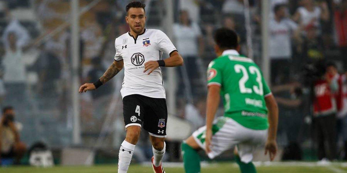 """Zaldivia descarta persecución arbitral contra Colo Colo: """"Lo de Concepción fue atípico"""""""