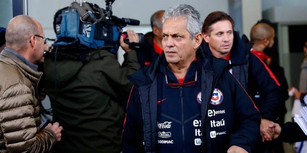 La Roja llegó a Dinamarca para el segundo examen de Reinaldo Rueda