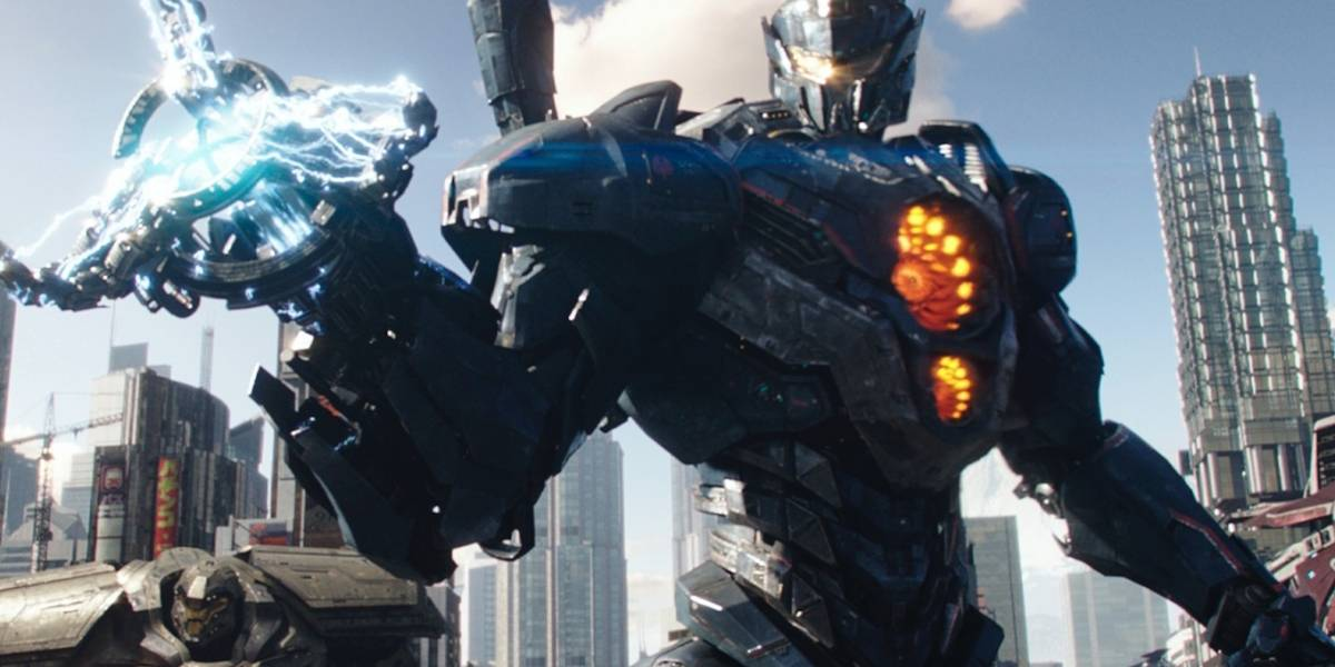 """Pacific Rim"" destrona a ""Black Panther"""
