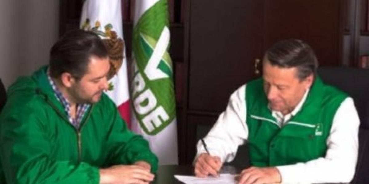 Alfredo Adame deja Morena y va por alcaldía de Tlalpan con PVEM