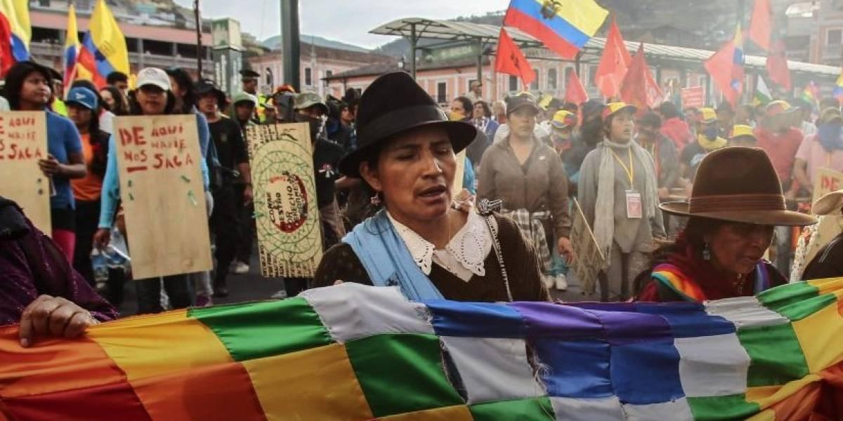 HRW denuncia hostigamiento judicial a líderes indígenas amazónicos en Ecuador