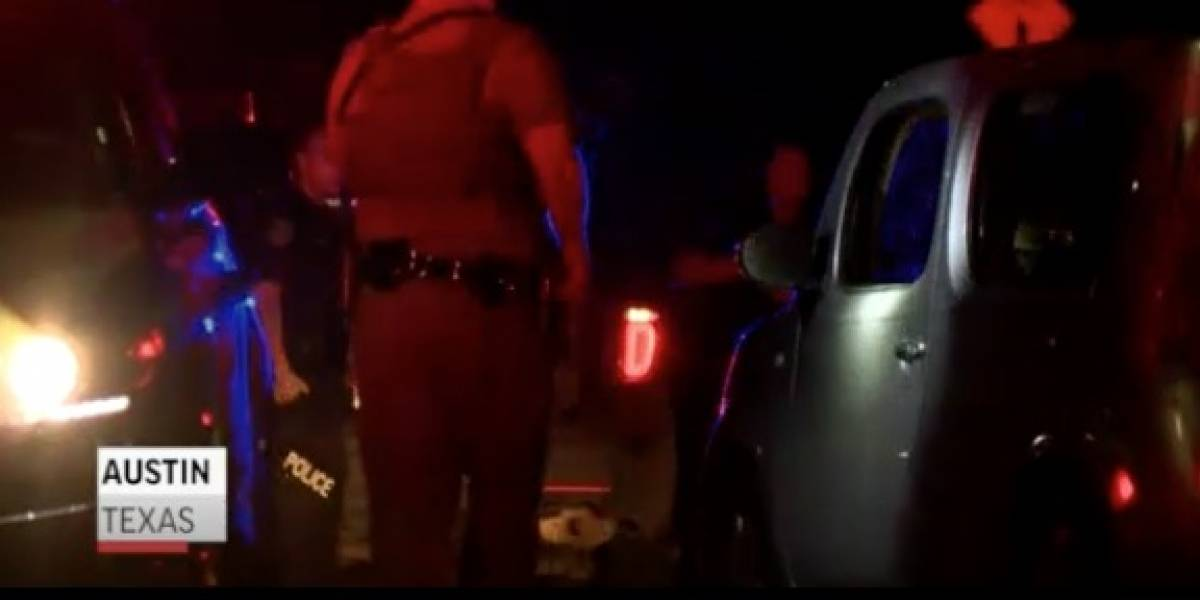 Policía baleado tras incidente en Texas