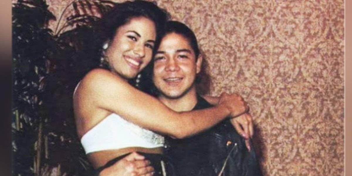 Las fotos nunca antes vistas de la boda de Selena Quintanilla y Chris Perez