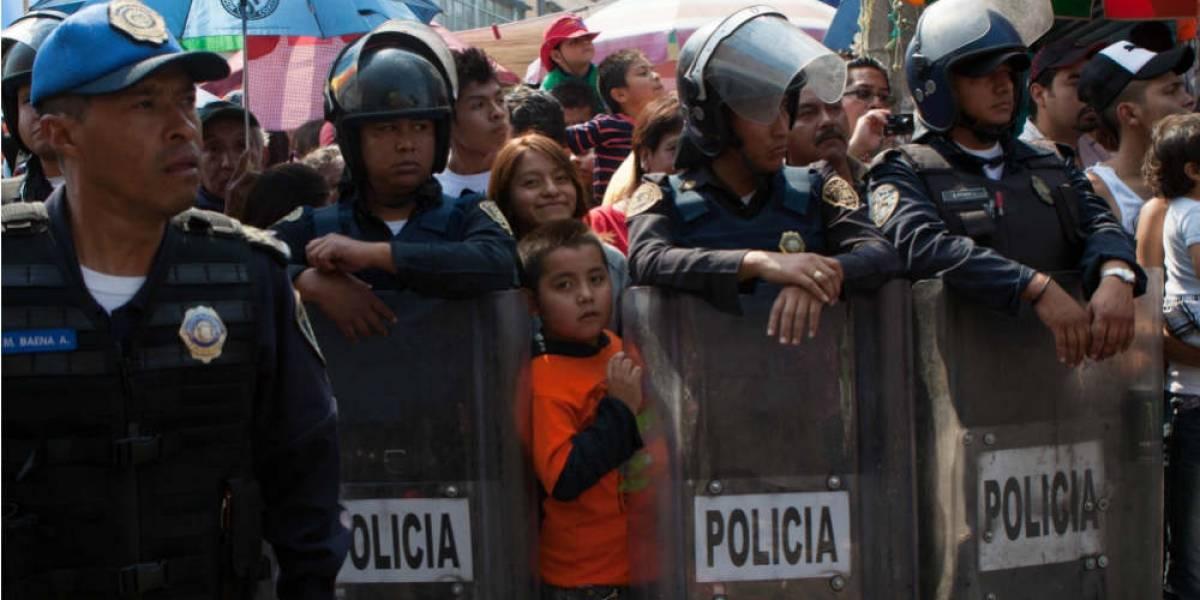 Con 30 mil policías vigilarán Semana Santa en la CDMX