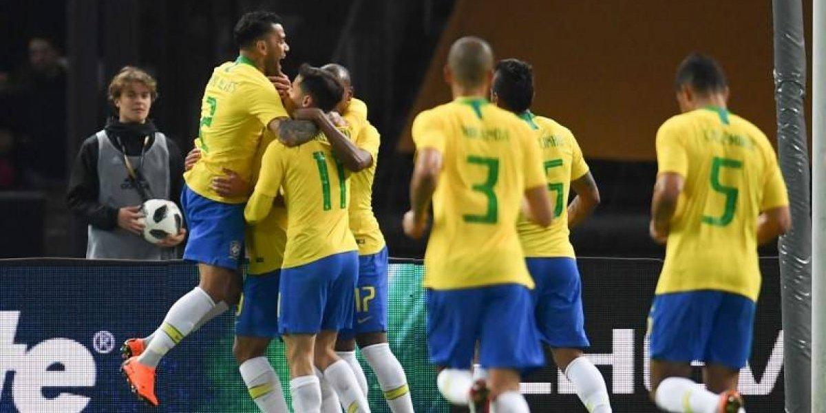 """La """"Canarinha"""" se cobró una revancha después de cuatro años contra Alemania"""