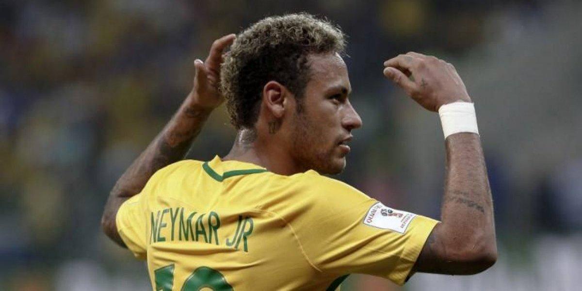 El mensaje que Neymar le envió a la selección brasileña por su triunfo contra Alemania