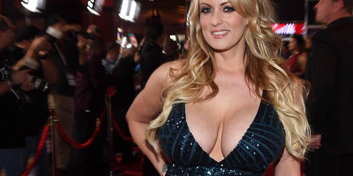 Detienen a Stormy Daniels, actriz porno que dijo tener un affair con Trump