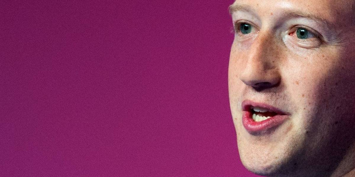 Dados de Zuckerberg também foram violados