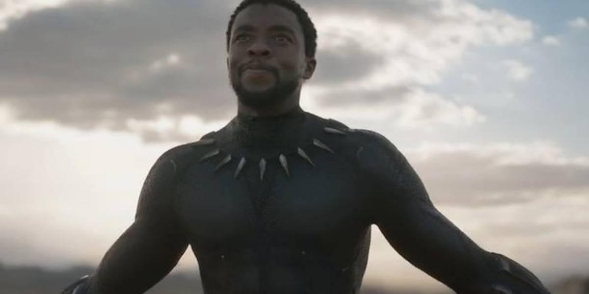 Fallecimiento de Chadwick Boseman deja triste marca en un duro 2020