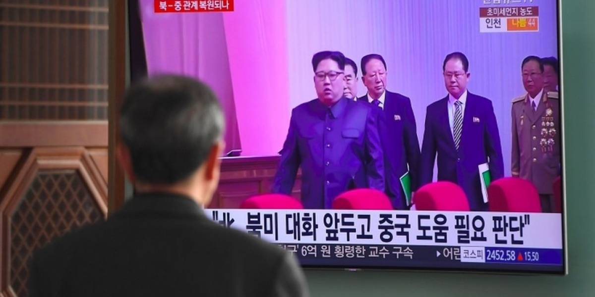 China e Coreia do Norte confirmam visita de Kim Jong-un a Pequim