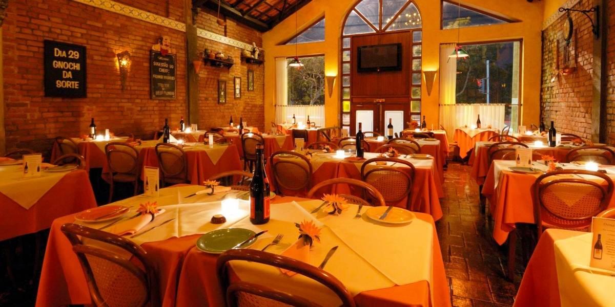 Restaurant Week: veja 10 italianos que estão participando do evento