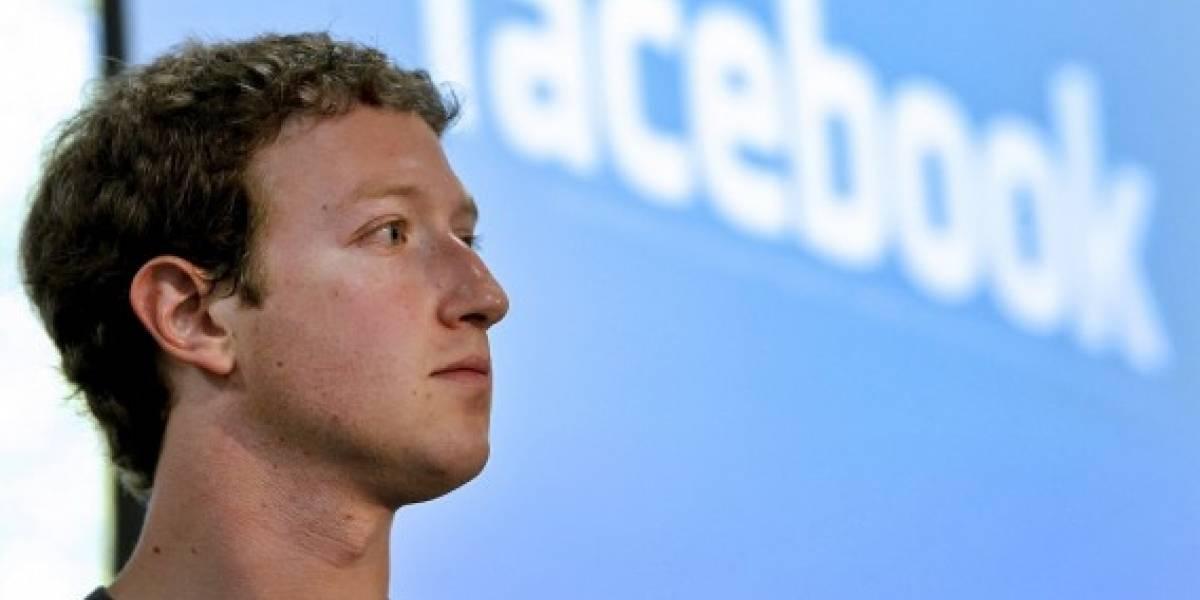 """Inversionista de Facebook dice que la empresa """"es una dictadura"""""""