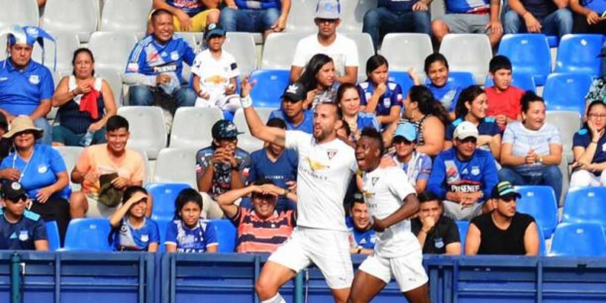 Liga de Quito busca a niño hincha que estuvo en el Capwell