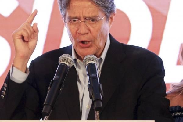 Guillermo Lasso, candidato de CREO, calificó de cobarde el acto de secuestro hacia periodistas de diario El Comercio