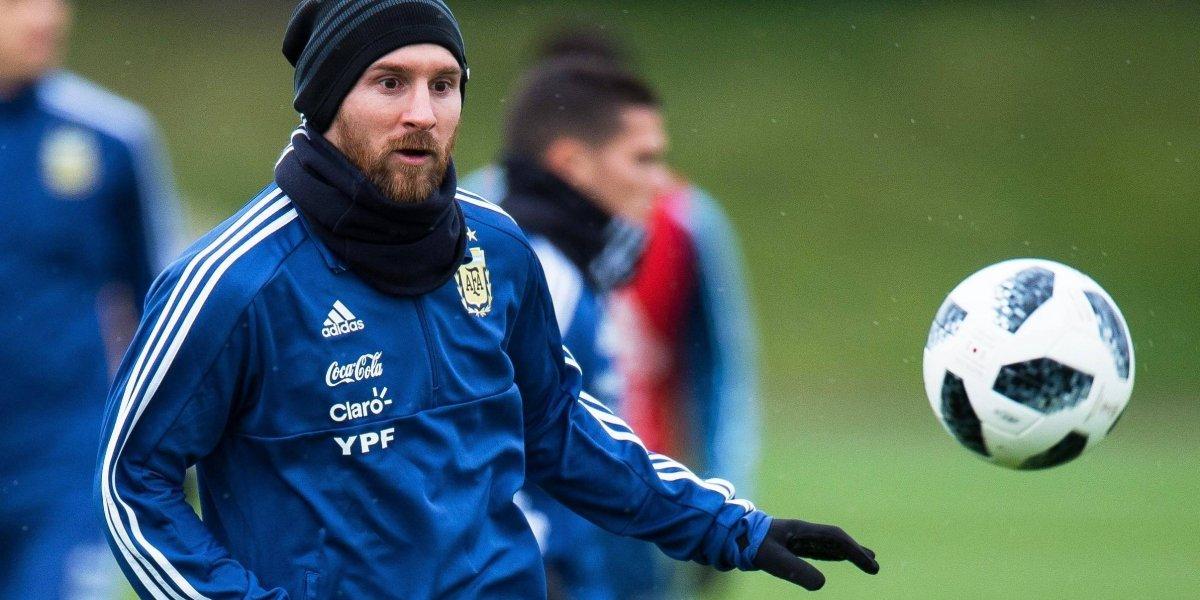 ¿Sin Messi? España VS Argentina, partidazo de esta fecha Fifa