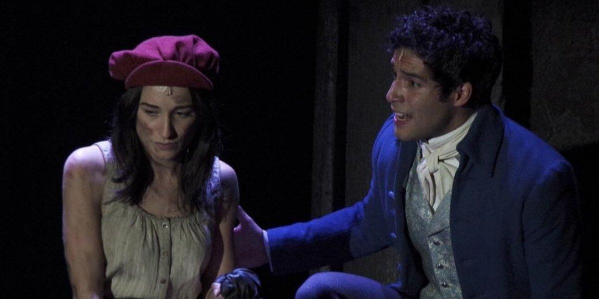 Agustín Argüello muestra su pasión en 'Los Miserables'